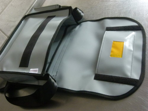 ACTIVITY-BAG in schwarz